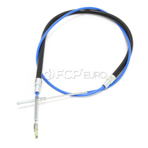 BMW Parking Brake Cable - Genuine BMW 34411158421