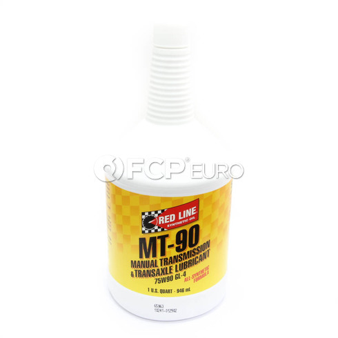 Red Line MT-90 75W90 Gear Oil (1 Quart) - 50304