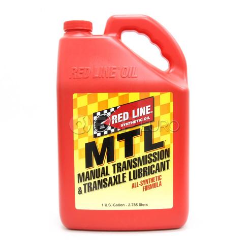 Red Line 75W80 Gear Oil  (1 Gallon) - 50205