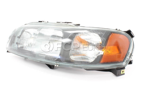 Volvo headlight Assembly Left (Halogen) - Economy 8693563