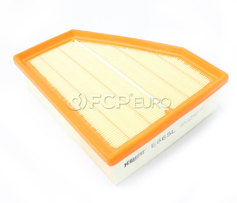 VW Air Filter Left (Phaeton) - Hengst 3D0129620C