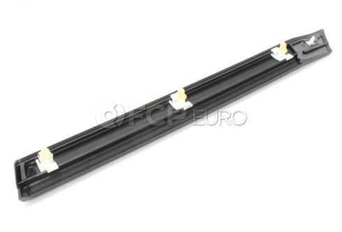 BMW Moulding Fender Rear Right (M Technic) (M3) - Genuine BMW 51132233690