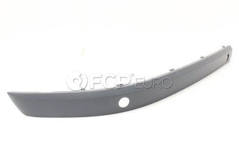 BMW Bumper Guard Primed Front Right - Genuine BMW 51117142192