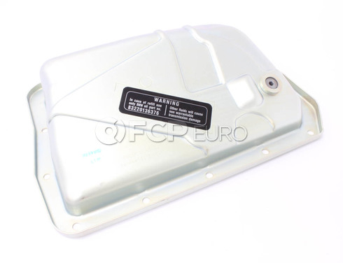 Mini Cooper Oil Pan (M10) - Genuine Mini 24117564341