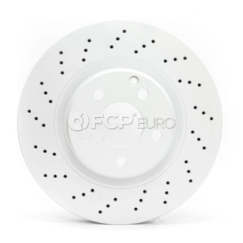 Mercedes Brake Disc (CL500 S430 S500) - Meyle 2204212512