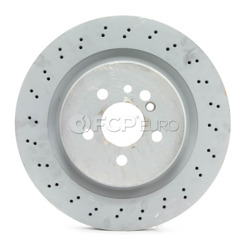 Mercedes Brake Disc (CL65 AMG S65 AMG) - Genuine Mercedes 220423111264