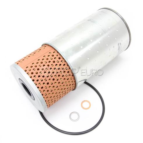 Mercedes Engine Oil Filter Kit (300D)  - Mahle 0001802509
