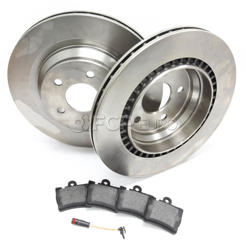 Mercedes Brake Kit Rear (S600) - Zimmerman W220V12RBK