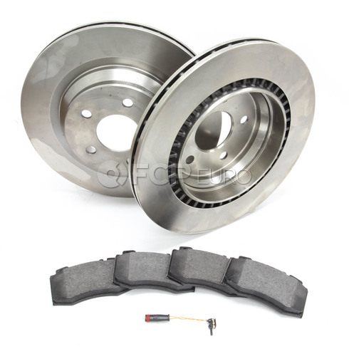Mercedes Brake Kit Rear (S500) - Zimmerman W220SPTLATERBK