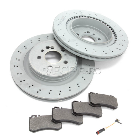 Mercedes Brake Kit Rear (S65 AMG) - ATE W220S65RBK