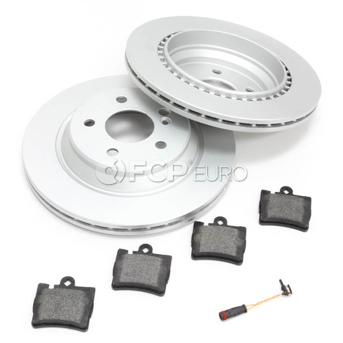 Mercedes Brake Kit Rear (S430 S500) - Meyle W220RBK3