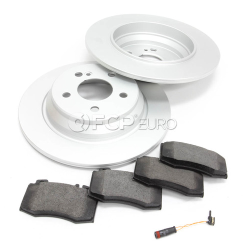 Mercedes Brake Kit Rear (S430 S500) - Meyle W220RBK2