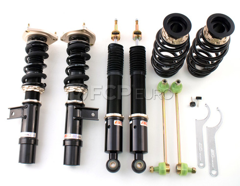 VW BR Series Coilover Kit - BC Racing H-12BR