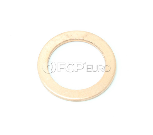 Mercedes Engine Oil Drain Plug Gasket - Genuine Mercedes 007603012106