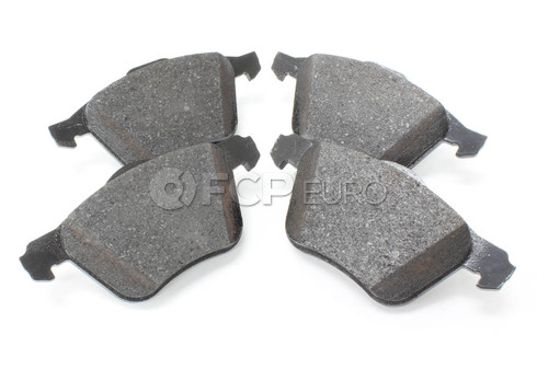 "Volvo Brake Pad Set 12.44"" (S60 V70 XC90) - Jurid 30793265"