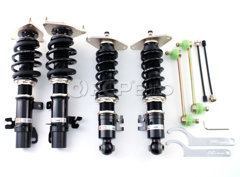 MINI BR Series Coilover Kit (R50 R52 R53) - BC Racing T-01BR