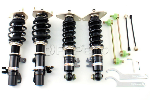 Mini Cooper BR Series Coilover Kit (R56) - BC Racing T-02BR
