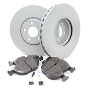 Mercedes Brake Kit - Zimmerman 516467