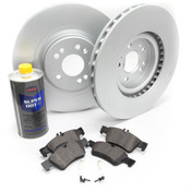 Mercedes Brake Kit Front (ML430 ML500) - Meyle W163V8FBK1