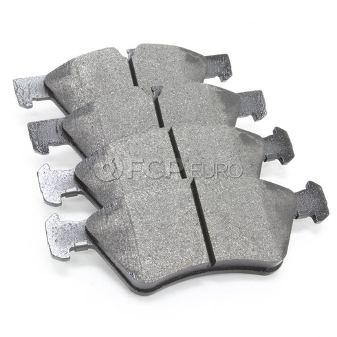 Mercedes Brake Pad Set Front - Pagid 0044204020