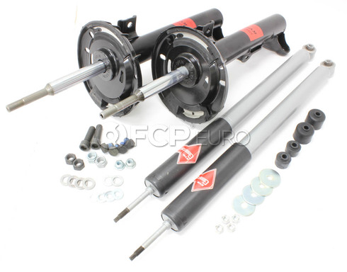 Mercedes Strut and Shock Kit (CLK350) - KYB W209SKFR1