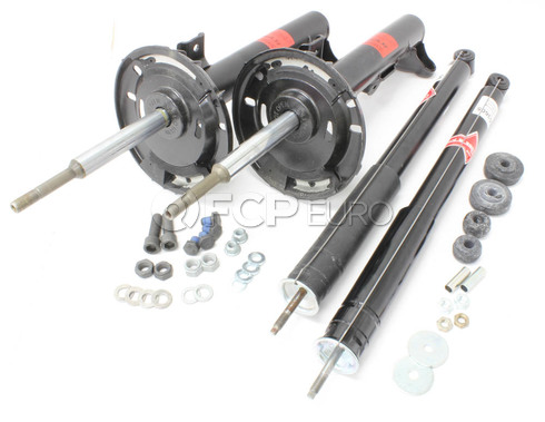 Mercedes Strut and Shock Kit (C230) - KYB W203SKFR1
