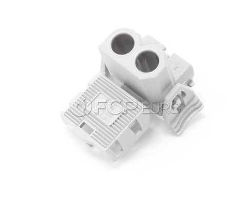 BMW Plug Housing (2 Pol Grey) - Genuine BMW 61131378418