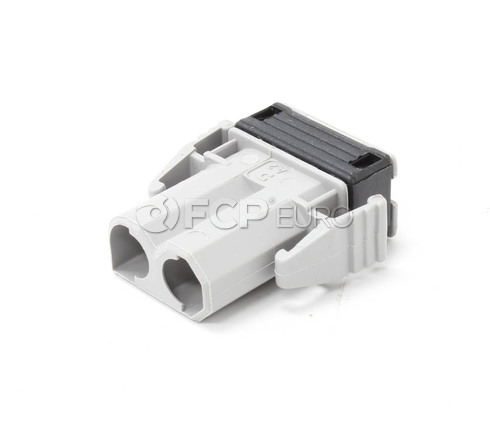 BMW Plug Housing (2 Pol) - Genuine BMW 61131378402
