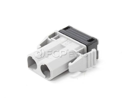 BMW Plug Housing (2 Pol) - Genuine BMW 61131378402