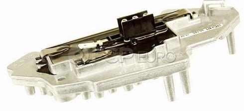 Mercedes HVAC Blower Motor Resistor - Genuine Mercedes 2108214651