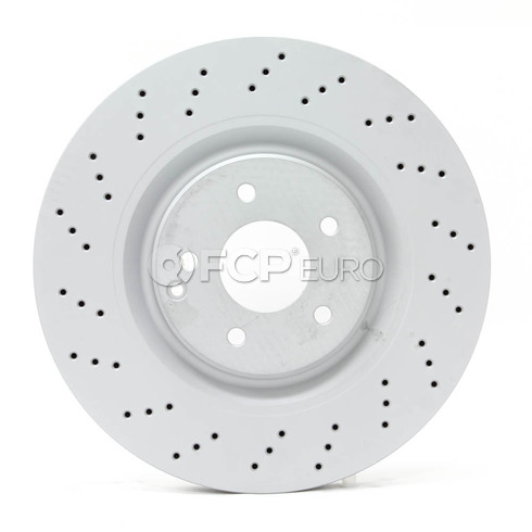 Mercedes Brake Disc- Zimmerman 2034210912