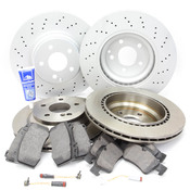 Mercedes Brake Kit Comprehensive (SL500) - ATE R230EARLYFULLBK1