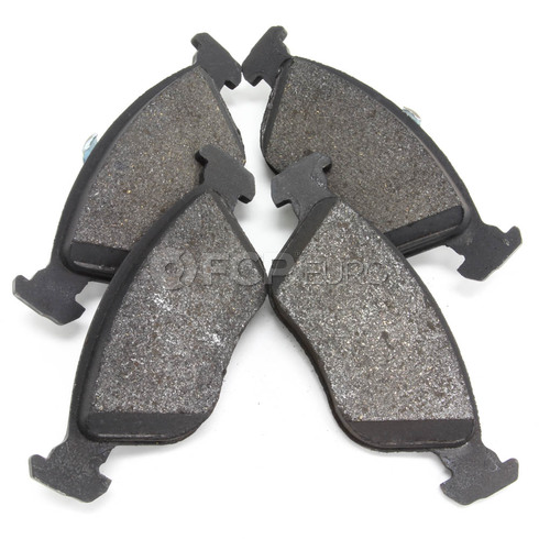 "Volvo Brake Pad Set 11"" - Jurid 31341243"