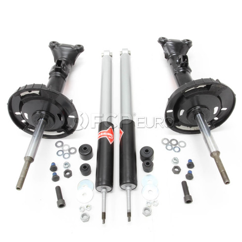 Mercedes Strut and Shock Kit (C230) - KYB W203SPORTSKFR1