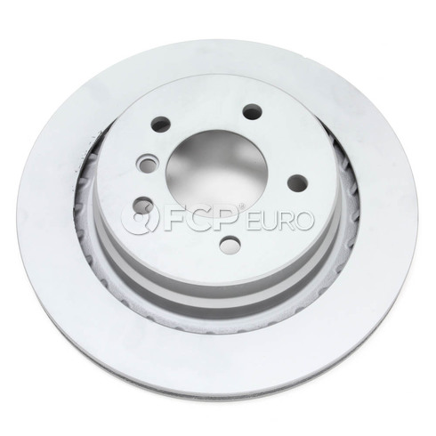 BMW Brake Rotor Rear Right - Zimmermann 34212227178