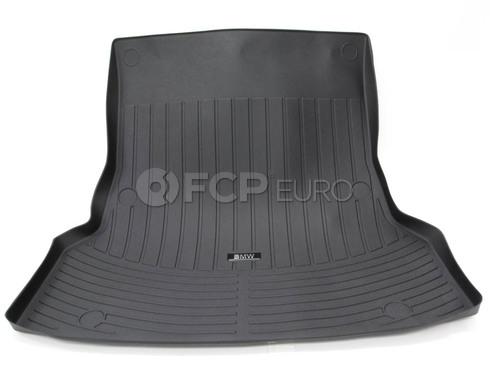 BMW Cargo Tray (E90 Black) - Genuine BMW 82110399159