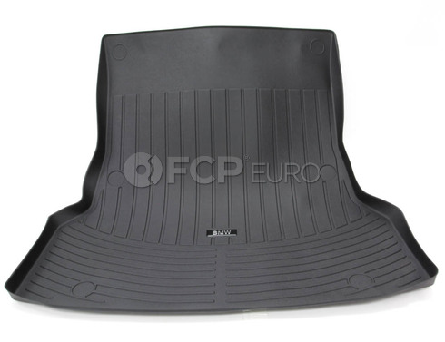 BMW Cargo Tray (E90 Black) - Genuine BMW 82110399159