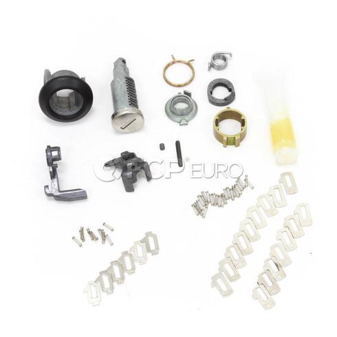 BMW Repair Kit Lock Cylinder Left - Genuine BMW 51219061343