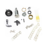 BMW Repair Kit Lock Cylinder Left - Genuine BMW 51219061343