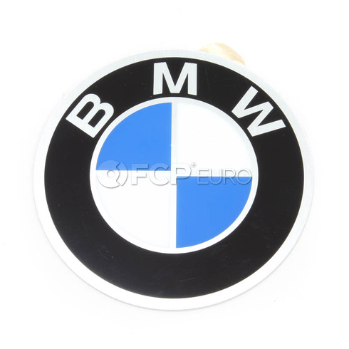 BMW Wheel Cap Emblem - Genuine BMW 36131181106