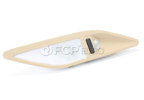 BMW Right Rear Inter.Light And Reading Light (Beige) - Genuine BMW 63318363610