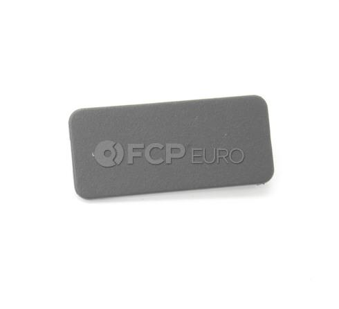 BMW Cover Switch Cutout (Black) - Genuine BMW 51458168069