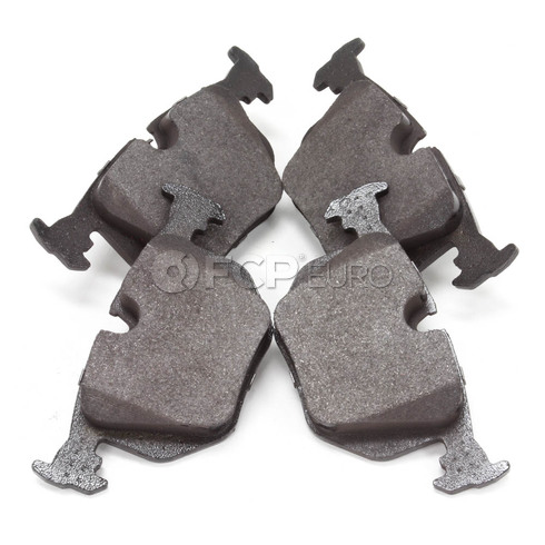 BMW Brake Pad Set (330Ci 330i 740i) - Meyle D936SM