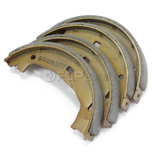 BMW Parking Brake Shoe Rear - Meyle 34416761290