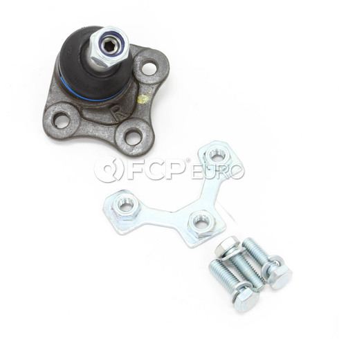 VW Ball Joint Front Right (Beetle Golf Jetta) - Meyle 1J0407366C