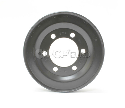 Mercedes Engine Crankshaft Pulley - Genuine Mercedes 1040320004