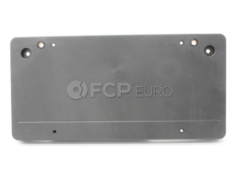 BMW License Plate Bracket Front - Genuine BMW 51137200747
