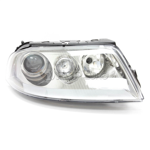 VW Headlight Right (Passat) - Genuine VW Audi 3B7941018T