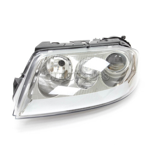 VW Headlight Left (Passat) - Genuine VW Audi 3B7941017T