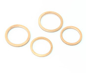Volvo Fuel Filter Seal Kit (71039 Filter) Elring